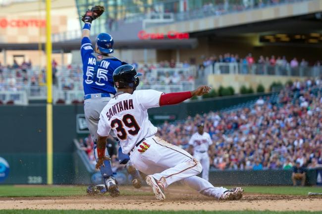 Minnesota Twins vs. Toronto Blue Jays - 5/20/16 MLB Pick, Odds, and Prediction