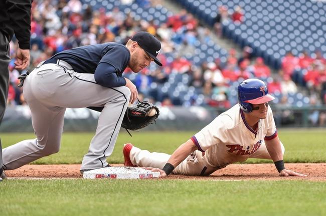 Philadelphia Phillies vs. Atlanta Braves - 5/22/16 MLB Pick, Odds, and Prediction