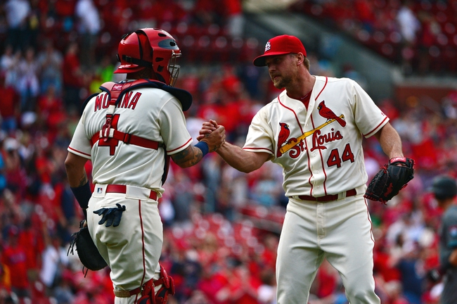 Cardinals vs. Diamondbacks - 5/22/16 MLB Pick, Odds, and Prediction