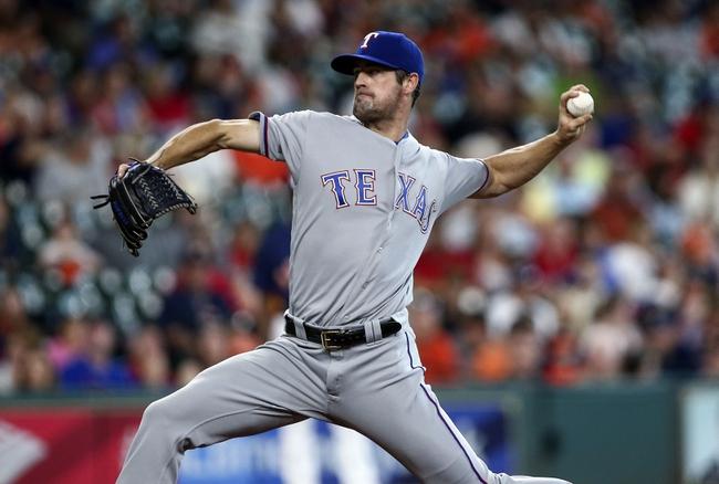 Texas Rangers vs. Pittsburgh Pirates - 5/27/16 MLB Pick, Odds, and Prediction