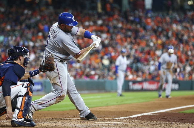 Texas Rangers vs. Houston Astros - 6/6/16 MLB Pick, Odds, and Prediction