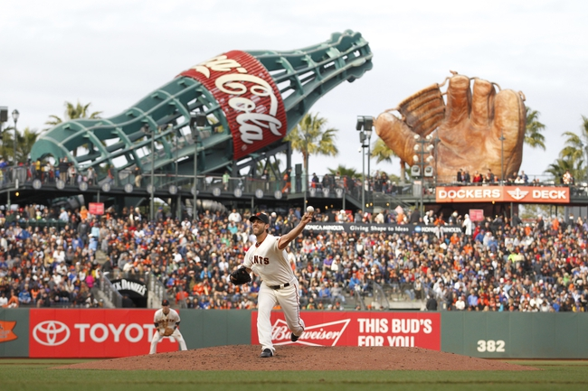 Cubs vs. Giants - 9/1/16 MLB Pick, Odds, and Prediction
