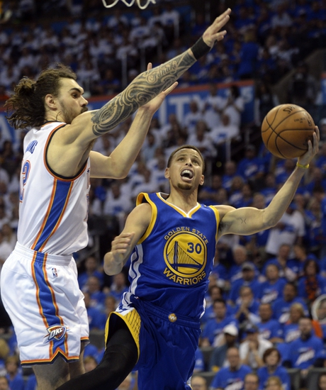 Golden State Warriors vs. Oklahoma City Thunder - 5/26/16 NBA Pick, Odds, and Prediction