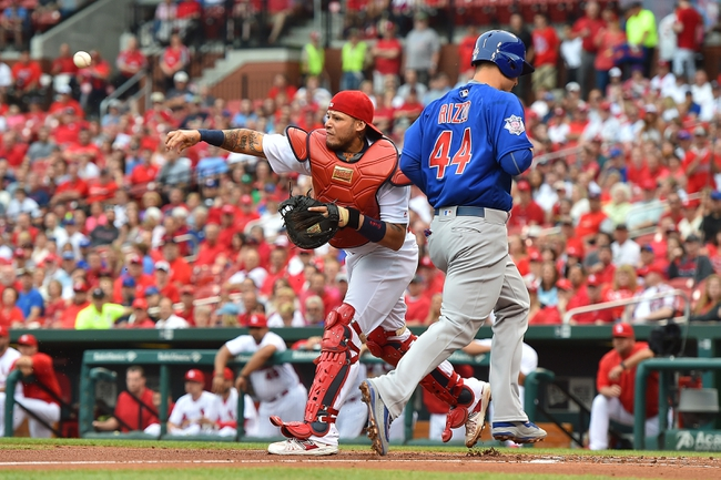 St. Louis Cardinals vs. Chicago Cubs - 5/25/16 MLB Pick, Odds, and Prediction