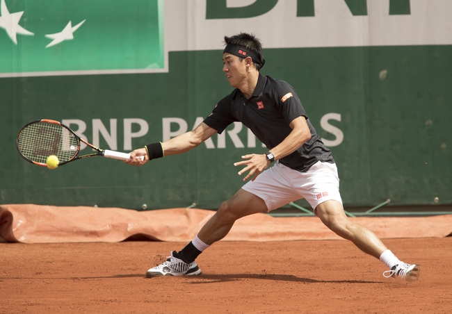 Kei Nishikori vs. Richard Gasquet 2016 French Open Pick, Odds, Prediction