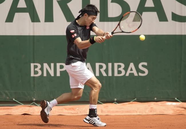 Kei Nishikori vs. Andrey Kuznetsov 2016 Wimbledon Pick, Odds, Prediction