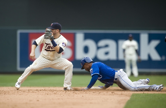 Twins vs. Royals - 8/12/16 MLB Pick, Odds, and Prediction