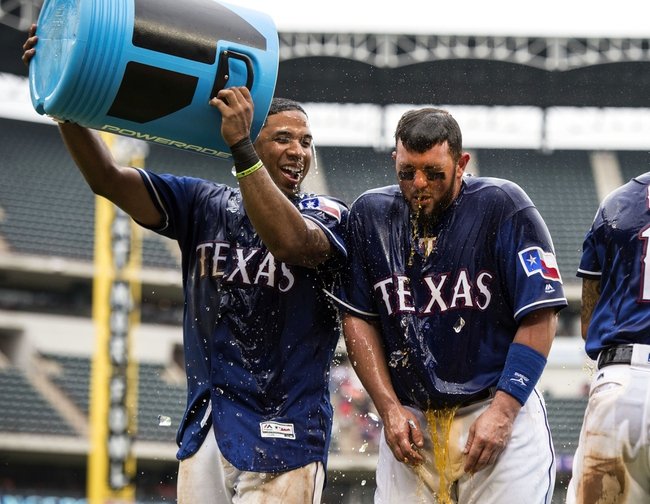 Los Angeles Angels vs. Texas Rangers - 7/18/16 MLB Pick, Odds, and Prediction