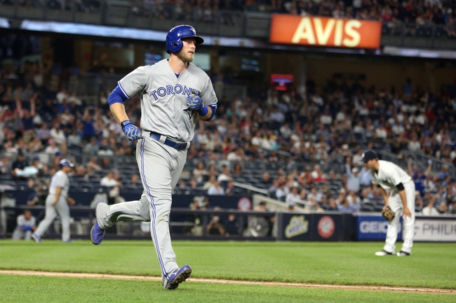 New York Yankees vs. Toronto Blue Jays - 5/26/16 MLB Pick, Odds, and Prediction