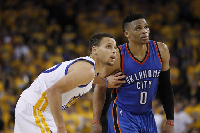 Oklahoma City Thunder vs. Golden State Warriors - 5/28/16 NBA Pick, Odds, and Prediction