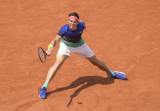 Milos Raonic vs. Andreas Seppi 2016 Wimbledon Pick, Odds, Prediction