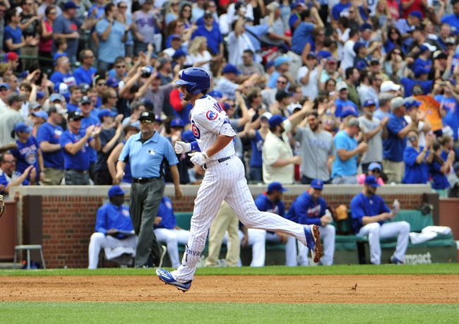 Chicago Cubs vs. Philadelphia Phillies - 5/28/16 MLB Pick, Odds, and Prediction