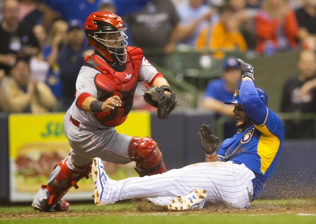 Milwaukee Brewers vs. Cincinnati Reds - 5/29/16 MLB Pick, Odds, and Prediction