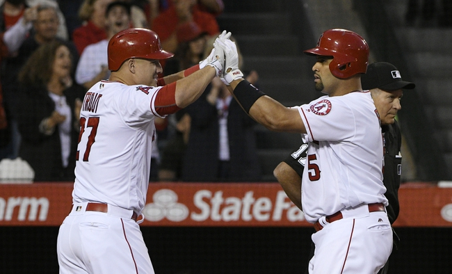 Angels vs. Astros - 5/28/16 MLB Pick, Odds, and Prediction
