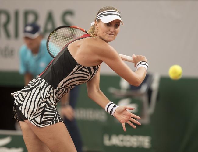 Kristina Mladenovic vs. Elise Mertens 2016 Ricoh Open Quarterfinals Pick, Odds, Prediction