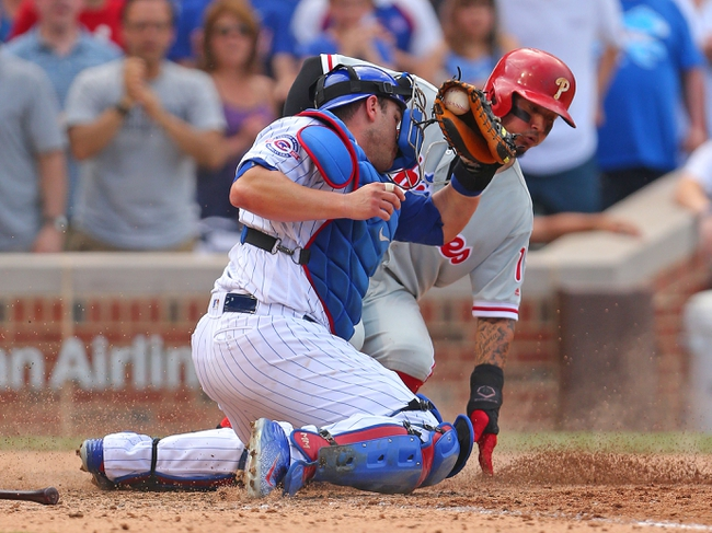 Chicago Cubs vs. Philadelphia Phillies - 5/29/16 MLB Pick, Odds, and Prediction