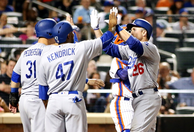 Mets vs. Dodgers - 5/29/16 MLB Pick, Odds, and Prediction