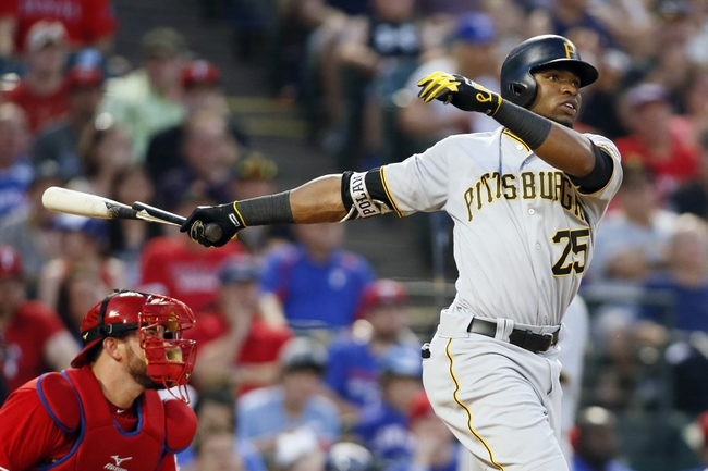 Rangers vs. Pirates - 5/29/16 MLB Pick, Odds, and Prediction