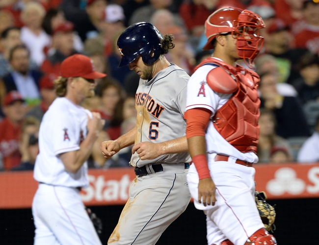 Angels vs. Astros - 5/29/16 MLB Pick, Odds, and Prediction