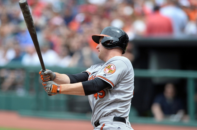Baltimore Orioles vs. Cleveland Indians - 7/23/16 MLB Pick, Odds, and Prediction