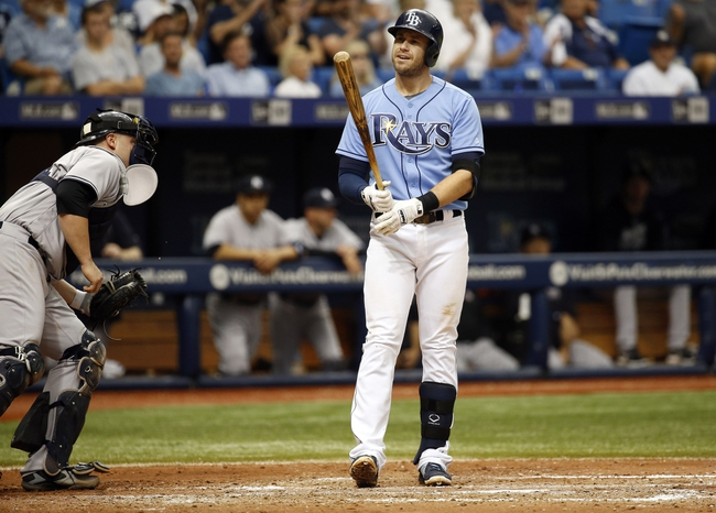 Tampa Bay Rays vs. New York Yankees - 7/29/16 MLB Pick, Odds, and Prediction
