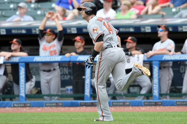 Baltimore Orioles vs. Cleveland Indians - 7/24/16 MLB Pick, Odds, and Prediction