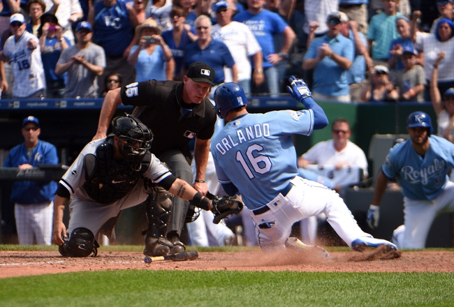 Chicago White Sox vs. Kansas City Royals - 6/10/16 MLB Pick, Odds, and Prediction