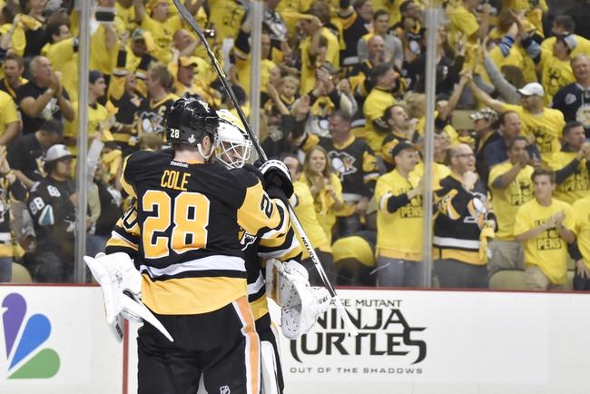 Sharks at Penguins Game 2 - 6/1/16 NHL Pick, Odds, and Prediction