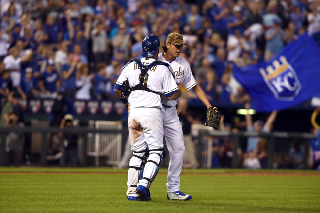 Royals vs. Rays - 5/31/16 MLB Pick, Odds, and Prediction