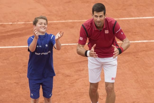 Novak Djokovic vs. Dominic Thiem 2016 French Open Semifinal Pick, Odds, Prediction