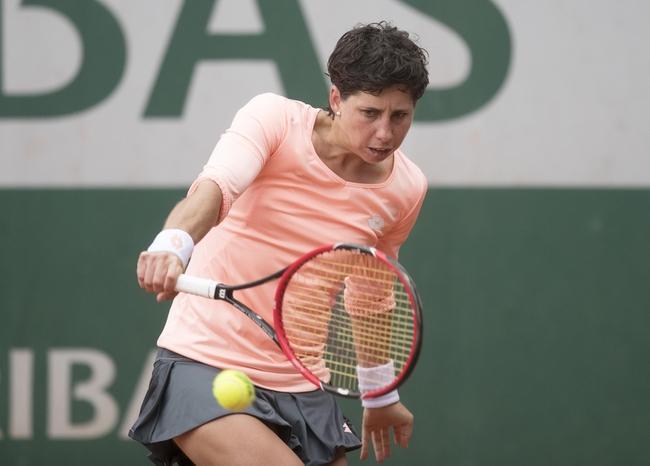 Venus Williams vs. Carla Suarez Navarro 2016 Wimbledon Pick, Odds, Prediction