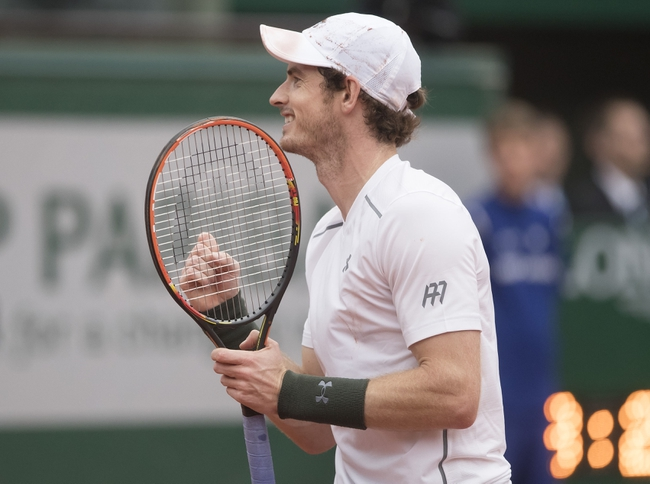Stan Wawrinka vs. Andy Murray 2016 French Open Semifinal Pick, Odds, Prediction
