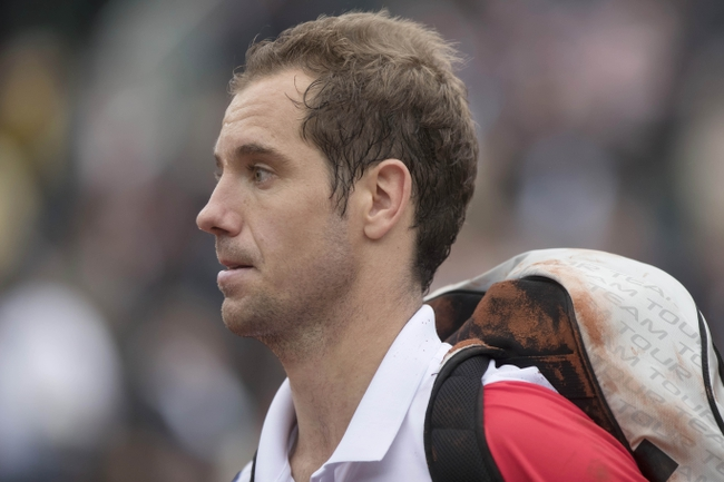 Richard Gasquet vs. Aljaz Bedene 2016 Wimbledon Pick, Odds, Prediction