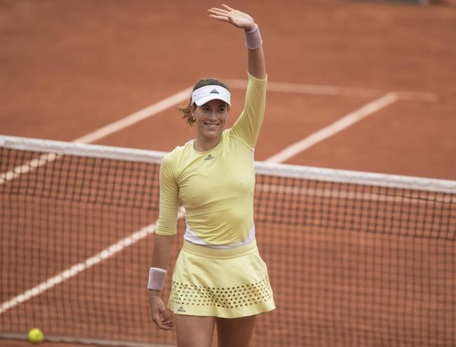 Garbine Muguruza vs. Samantha Stosur 2016 French Open Semifinal Pick, Odds, Prediction