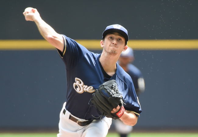 Milwaukee Brewers vs. Oakland Athletics - 6/7/16 MLB Pick, Odds, and Prediction