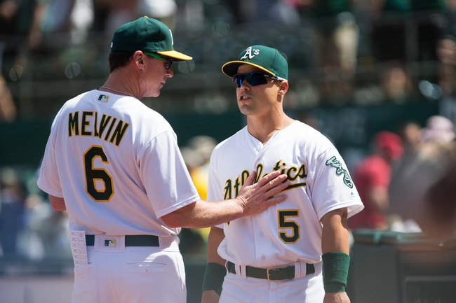 Minnesota Twins vs. Oakland Athletics - 7/4/16 MLB Pick, Odds, and Prediction