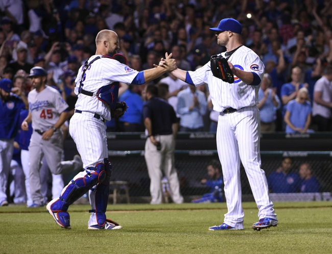 Chicago Cubs vs. Los Angeles Dodgers - 6/2/16 MLB Pick, Odds, and Prediction