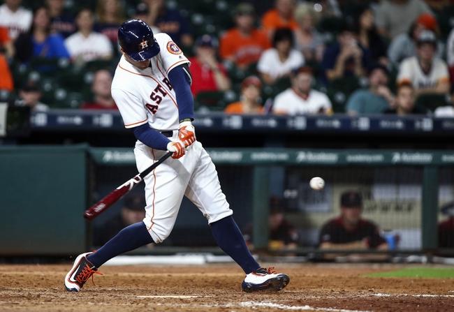 Astros vs. Diamondbacks - 6/2/16 MLB Pick, Odds, and Prediction