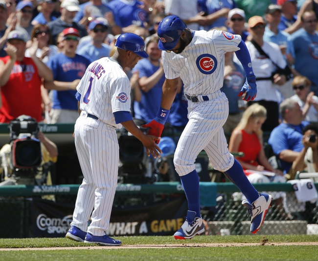 Dodgers vs. Cubs - 8/26/16 MLB Pick, Odds, and Prediction