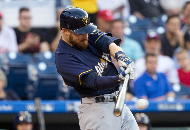 Milwaukee Brewers vs. Oakland Athletics - 6/8/16 MLB Pick, Odds, and Prediction