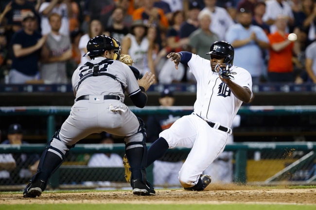 New York Yankees vs. Detroit Tigers - 6/10/16 MLB Pick, Odds, and Prediction