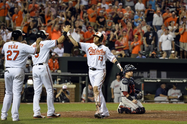 Orioles at Red Sox - 6/14/16 MLB Pick, Odds, and Prediction