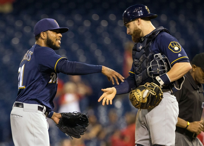Athletics at Brewers - 6/7/16 MLB Pick, Odds, and Prediction