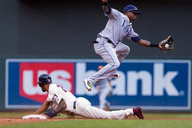 Minnesota Twins vs. Tampa Bay Rays - 6/5/16 MLB Pick, Odds, and Prediction