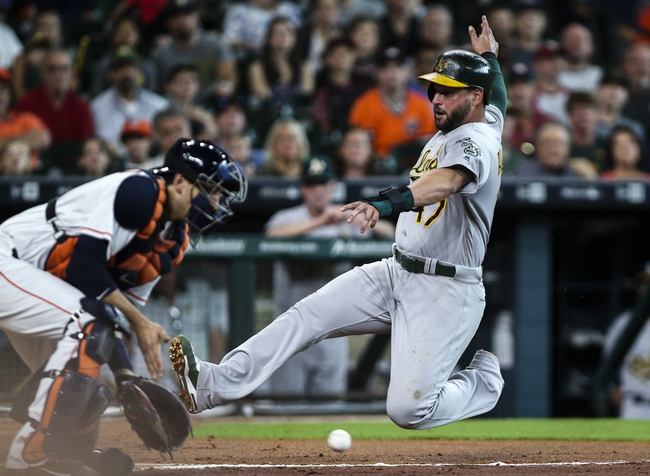 Houston Astros vs. Oakland Athletics - 6/5/16 MLB Pick, Odds, and Prediction