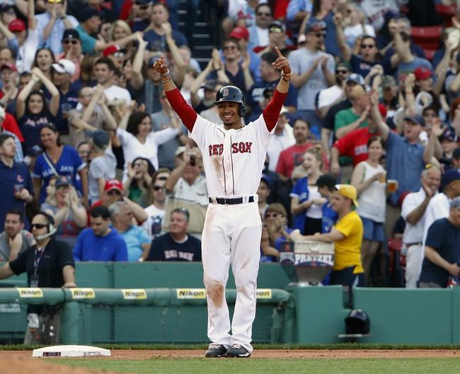 Boston Red Sox vs. Toronto Blue Jays - 6/5/16 MLB Pick, Odds, and Prediction