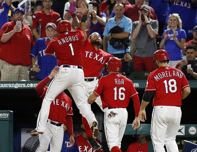 Texas Rangers vs. Seattle Mariners - 6/5/16 MLB Pick, Odds, and Prediction