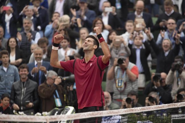 Novak Djokovic vs. Fabio Fognini 2016 Shanghai Rolex Masters Pick, Odds, Prediction