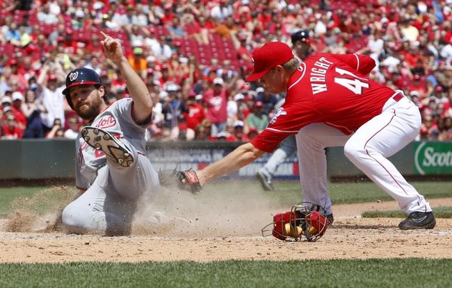 Washington Nationals vs. Cincinnati Reds - 6/30/16 MLB Pick, Odds, and Prediction