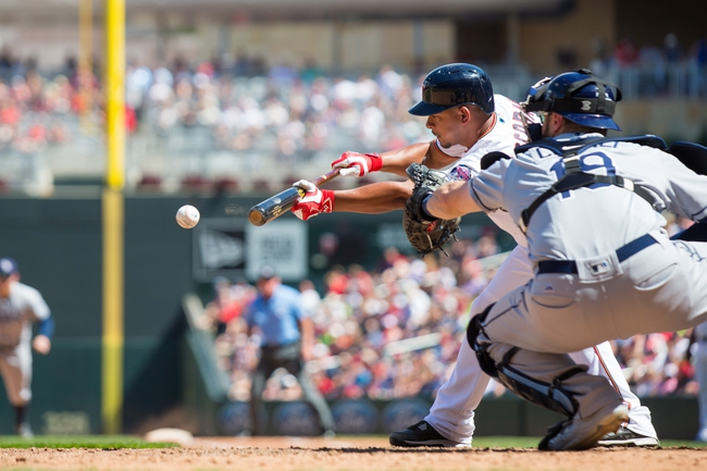 Tampa Bay Rays vs. Minnesota Twins - 8/5/16 MLB Pick, Odds, and Prediction